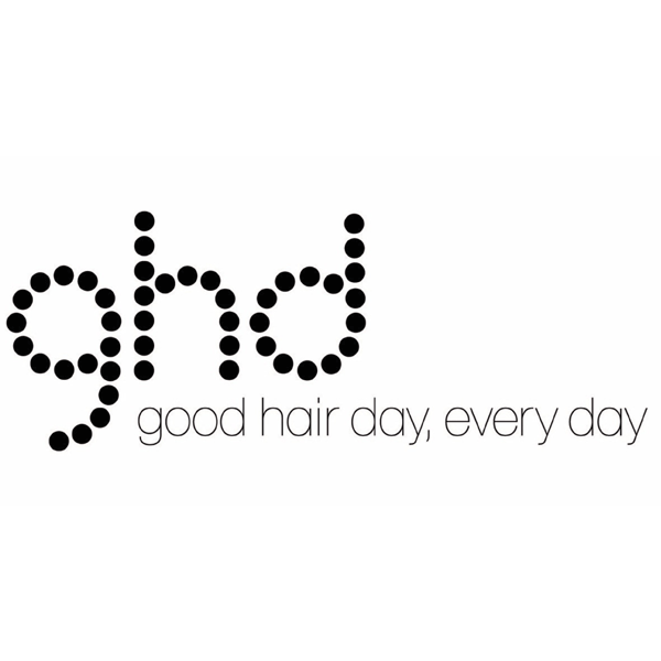 GHD. Good hair day, every day