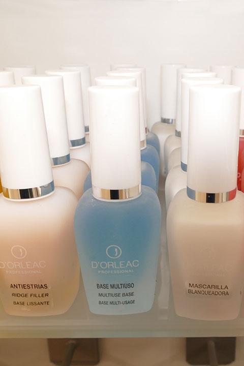 Manicura. Stylo productos profesionales de peluquería y cosmética en Estella.